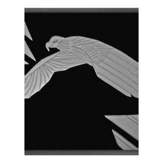 Crystal Eagle Letterhead