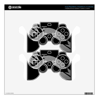 Crystal Eagle PS3 Controller Decal