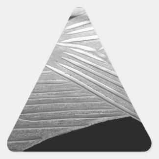 Crystal Eagle Triangle Sticker
