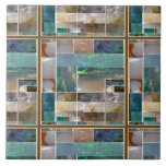"""Crystal Embossed Squares pattern Artistic Graphic Tile<br><div class=""""desc"""">plain, light, shade, lightshade, naveen, papercraft, serene, textbox, imagebox, text, image, teacher, student, homemaker, craft, advertise, deco, decorate, lables, stickers, beauty, peace, love, romance, artistic, somber, unique, talent, talented, green, white, pink, stripe, wave, strip, whisper, background, bookcover, wallpaper, sheet</div>"""