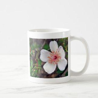 Crystal Fairy Rose Flower Coffee Mug