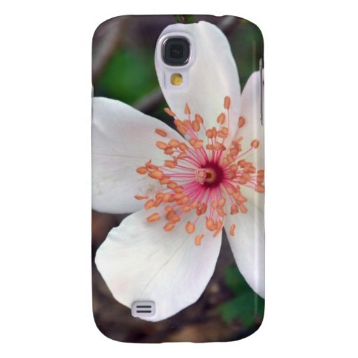 Crystal Fairy Rose Flower Samsung Galaxy S4 Covers