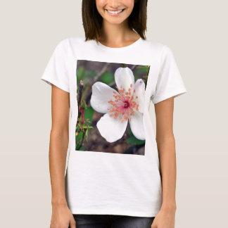 Crystal Fairy Rose Flower T-Shirt