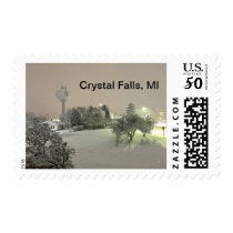 Crystal Falls, MI Stamps