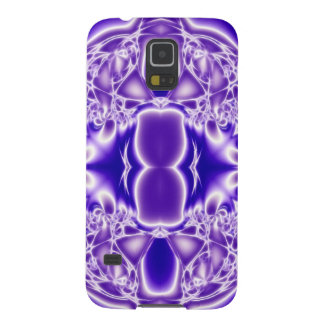 Crystal Flames of purity Case For Galaxy S5