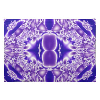 Crystal Flames of purity Place Mat