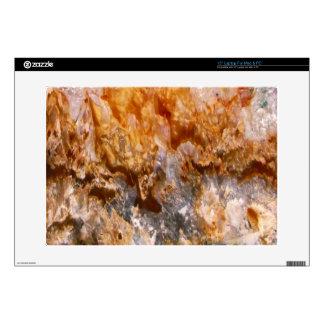Crystal Formation Skin For Laptop