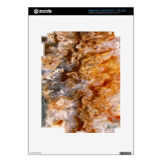 Crystal Formation Skins For iPad 3