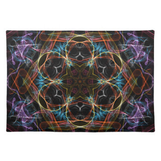 Crystal Fragment Placemats