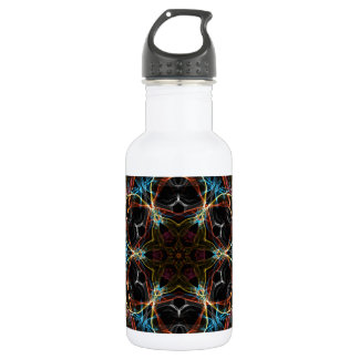 Crystal Fragment Stainless Steel Water Bottle