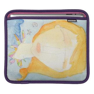 Crystal girl serie, Ilda iPad Sleeve