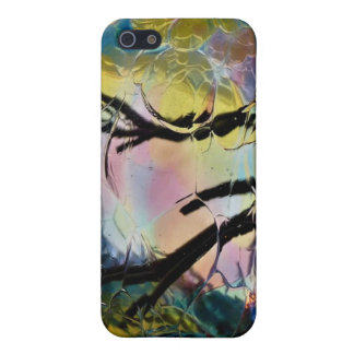 Crystal glass ball essence i  covers for iPhone 5