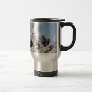 Crystal glass mug