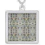 Crystal Glow Custom Necklace
