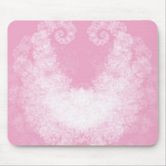 Crystal Heart Mouse Pad