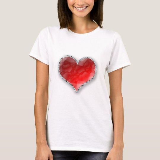 Crystal Heart T-Shirt