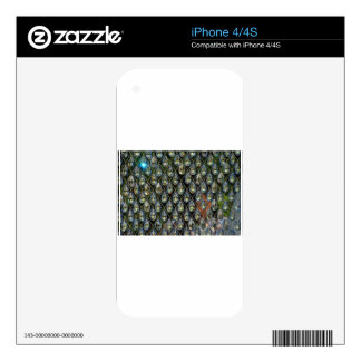 Crystal iPhone 4 Decal