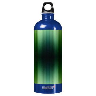 Crystal Jade esq Green Grass Blades Water Bottle