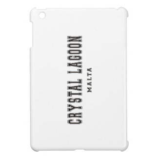 Crystal Lagoon Malta iPad Mini Case
