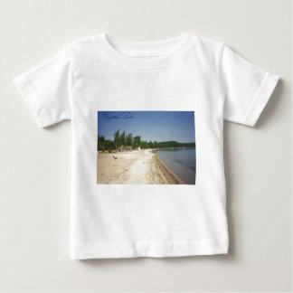 Crystal Lake, MI Baby T-Shirt