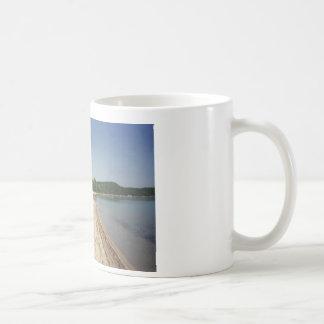 Crystal Lake, MI Coffee Mug