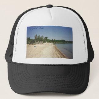 Crystal Lake, MI Trucker Hat