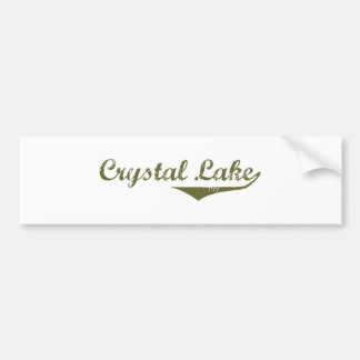 Crystal Lake Revolution t shirts Bumper Stickers