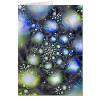 Crystal Lather Card