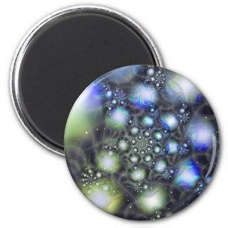 Crystal Lather Fridge Magnet