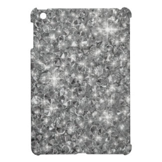 Crystal little diamonds pattern iPad mini covers