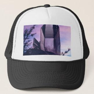 crystal lovers trucker hat