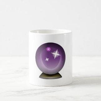Crystal Magic Ball - Emoji Coffee Mug