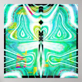 Crystal Mandala 1.4 Posters