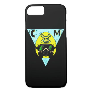 Crystal Methodist Crew GTA V Online iPhone iPhone 8/7 Case