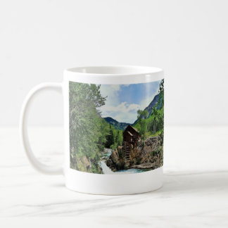 Crystal Mill Colorado Coffee Mug