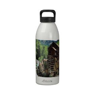 Crystal Mill Colorado Drinking Bottles