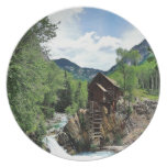 Crystal Mill Colorado Plates