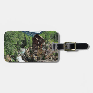 Crystal Mill Colorado Tag For Bags