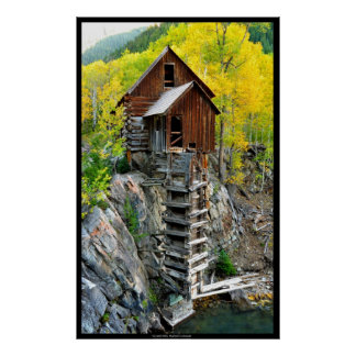 crystal mill poster