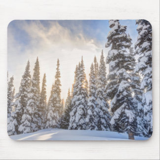 Crystal Mountain Ski Resort, near Mt. Rainier 1 Mouse Pad