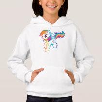 Crystal Nights Rainbow Dash Hoodie