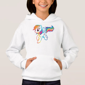 Crystal Nights Rainbow Dash Hoodie