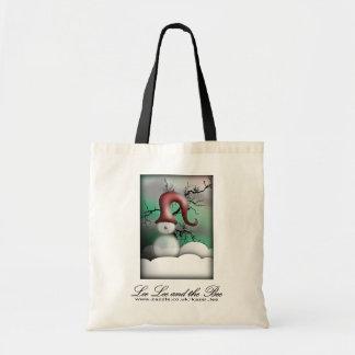 Crystal Nisse shopping bag