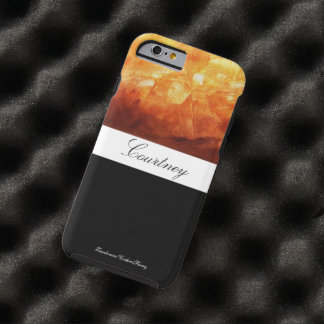 Crystal Ombre Personalized Iphone 6 Tough iPhone 6 Case