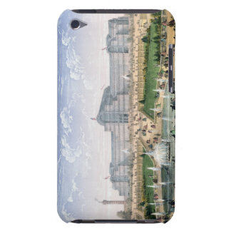 Crystal Palace, Sydenham, c.1862 (colour litho) iPod Touch Case