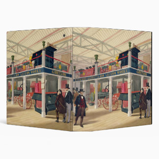 Crystal Palace the Agricultural Court coloured l 3 Ring Binders