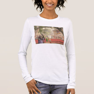 Crystal Palace, the Transept from the South Galler Long Sleeve T-Shirt