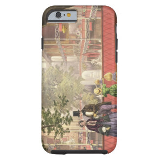 Crystal Palace, the Transept from the South Galler Tough iPhone 6 Case
