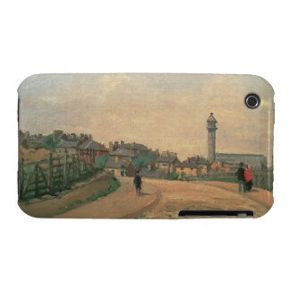Crystal Palace, Upper Norwood (oil on canvas) iPhone 3 Cover