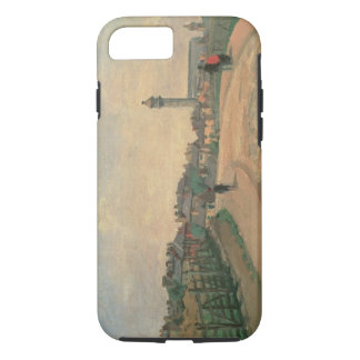 Crystal Palace, Upper Norwood (oil on canvas) iPhone 7 Case